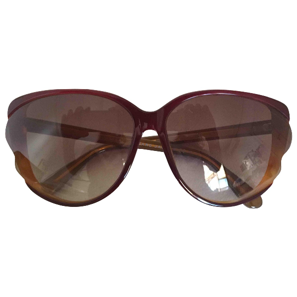 Marc By Marc Jacobs Camel Sunglasses
