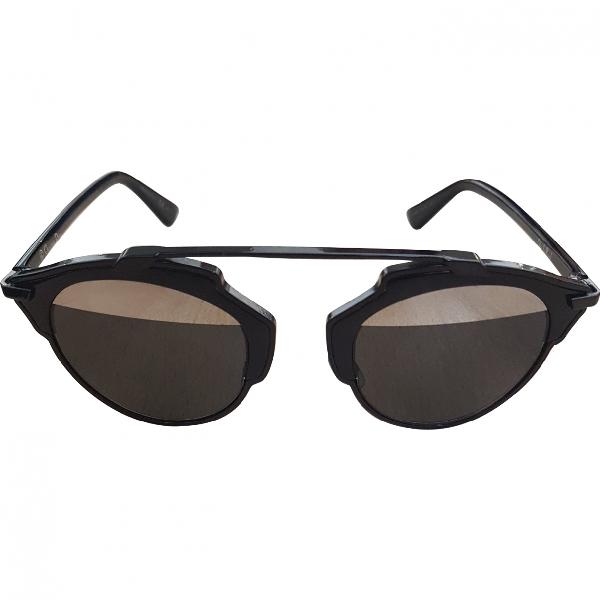 Dior So Real  Black Sunglasses