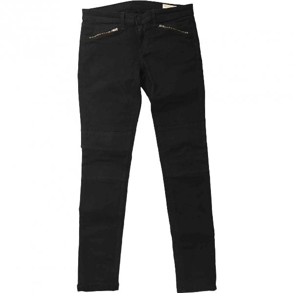 Rag & Bone Blue Cotton Jeans