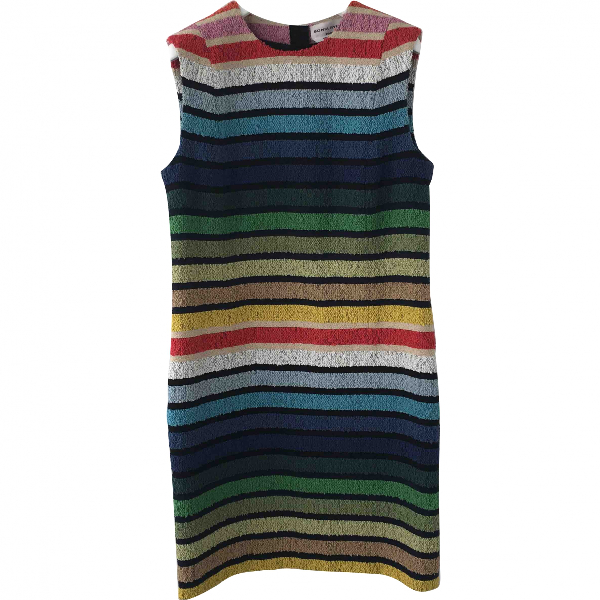 Sonia Rykiel Multicolour Cotton Dress