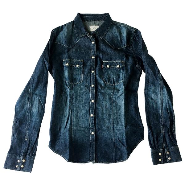 Levi's Blue Denim - Jeans  Top
