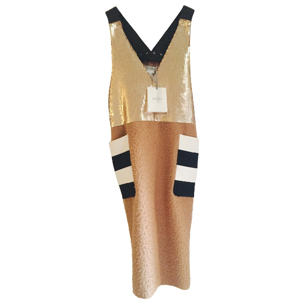 Max Mara Camel Dress