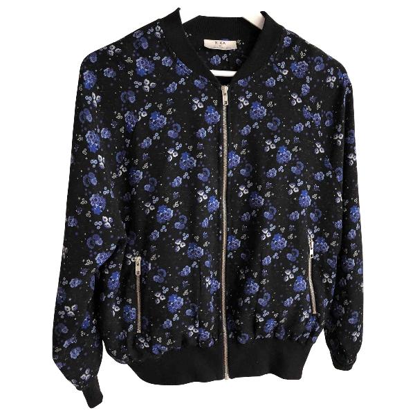 Rika Black Cotton Jacket