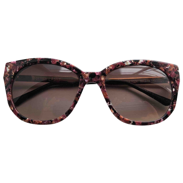 Thierry Lasry Metal Sunglasses