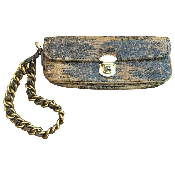 Trussardi Multicolour Leather Handbag