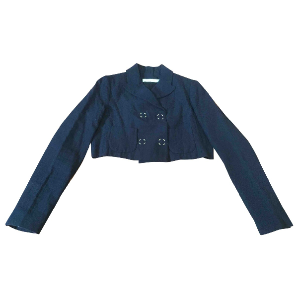 See By ChloÉ Black Cotton Jacket