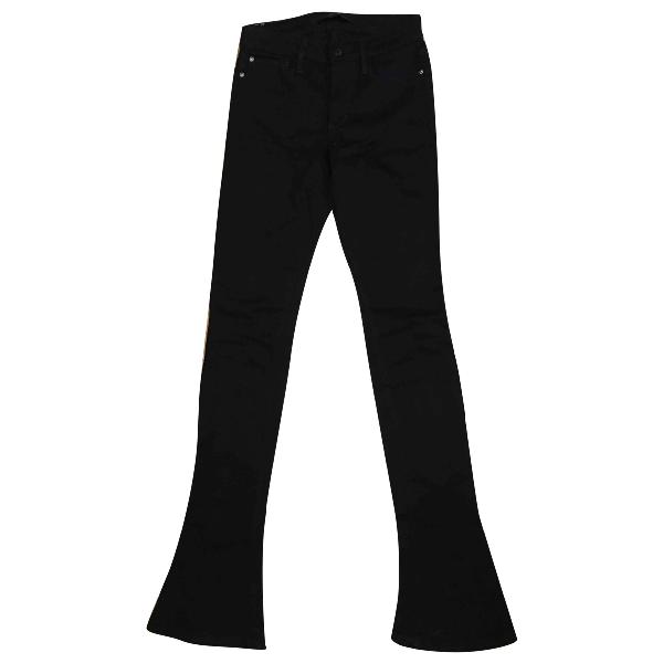 Joe's Black Cotton - Elasthane Jeans