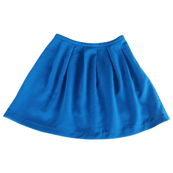 Suncoo Blue Skirt