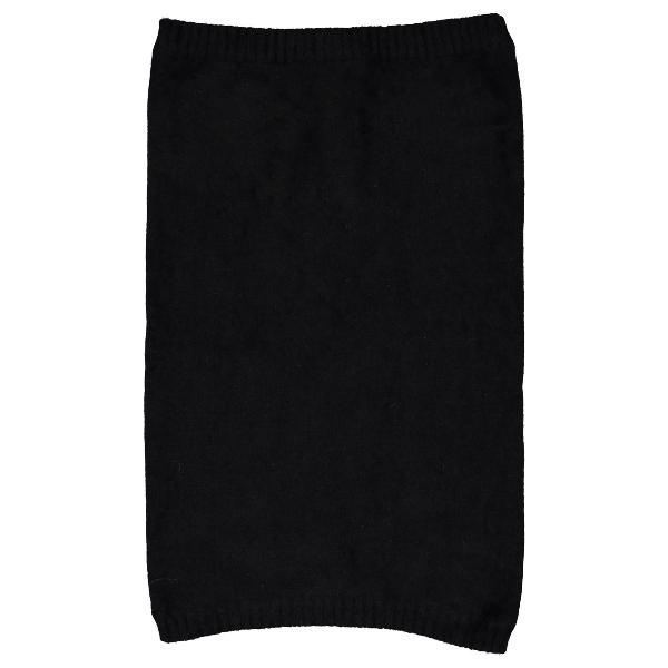 Acne Studios Black Wool Skirt