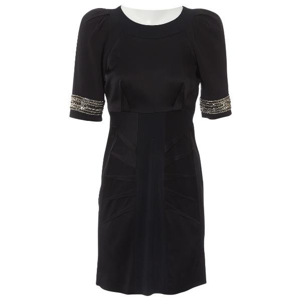 Matthew Williamson Black Dress