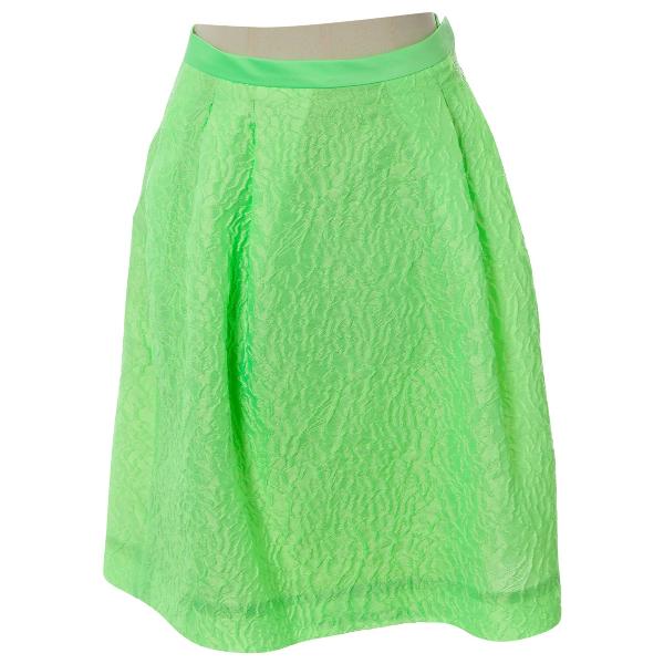 Jonathan Saunders Green Skirt
