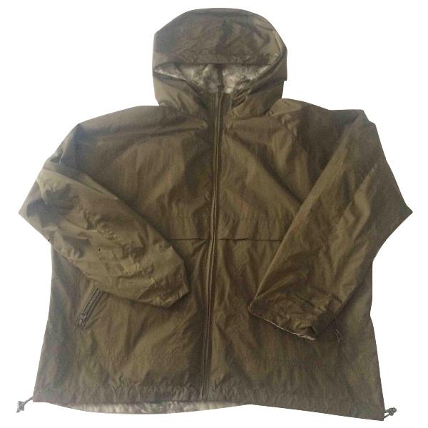 Woolrich Green Jacket