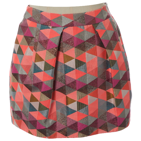 Matthew Williamson Pink Skirt