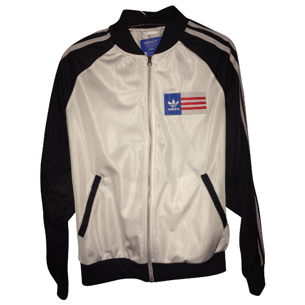 Adidas Originals White Jacket