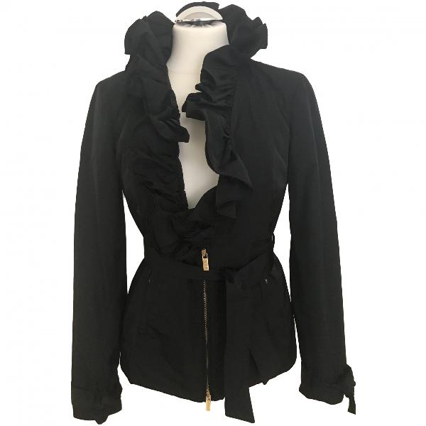 Blumarine Black Jacket
