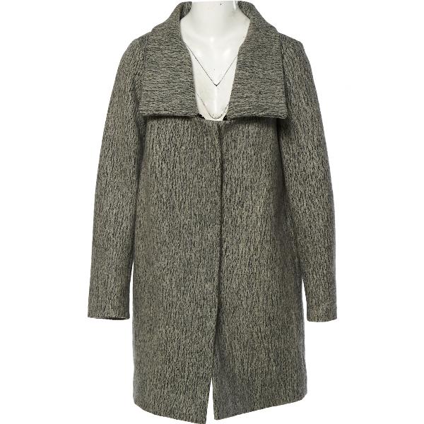 ChloÉ Grey Wool Coat