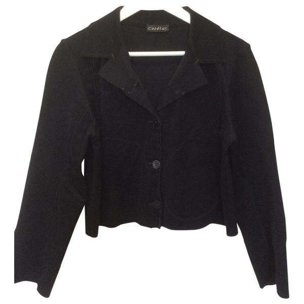 CotÉlac Black Jacket
