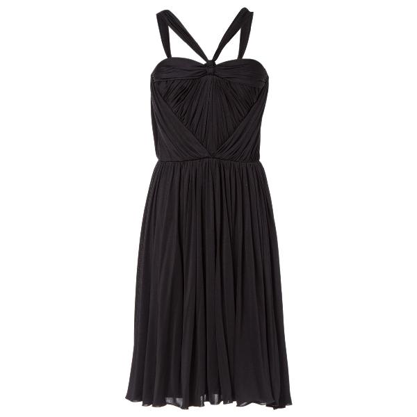 Gucci Black Silk Dress