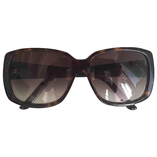 Gucci Brown Sunglasses