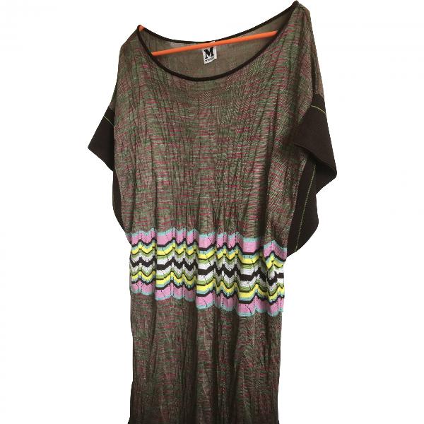 M Missoni Multicolour Cotton Dress