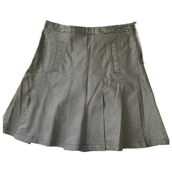 Emporio Armani White Skirt