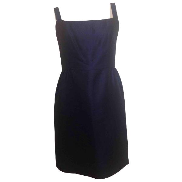 Max Mara Blue Dress