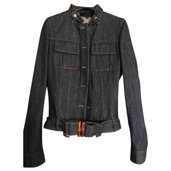 Gucci Blue Denim - Jeans Jacket