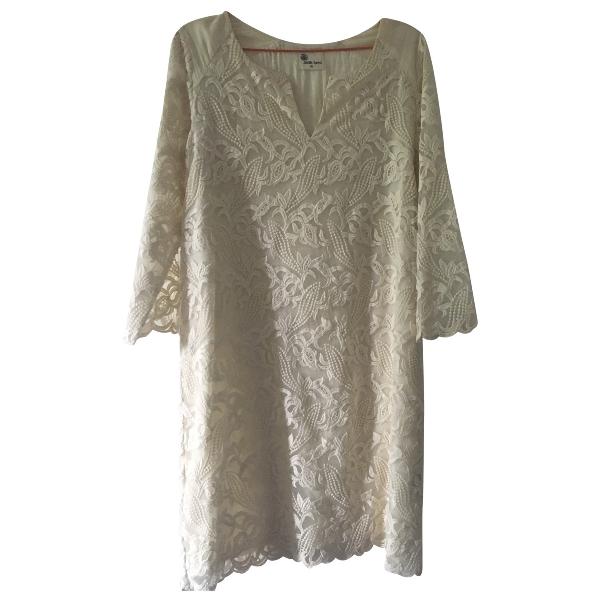 Stella Forest Beige Dress