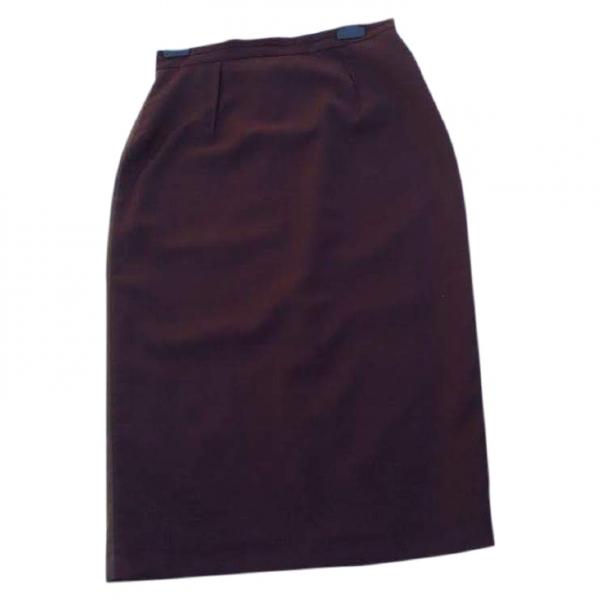 Wood Wood Burgundy Skirt
