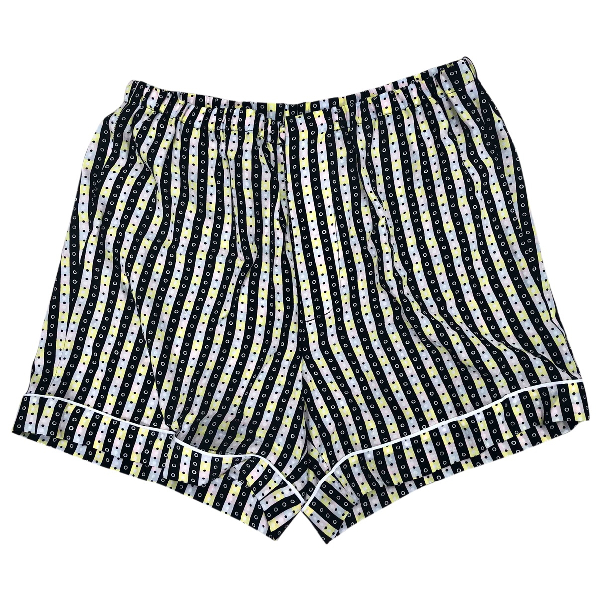 Marni Multicolour Silk Shorts