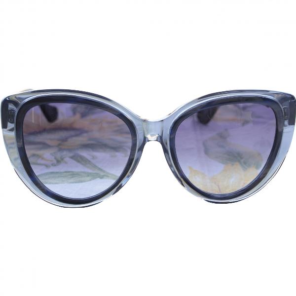 Balenciaga Grey Sunglasses