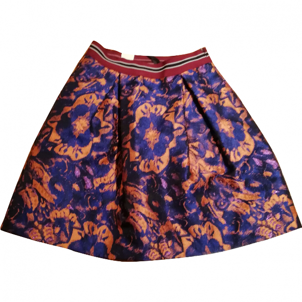 Pinko Multicolour Skirt