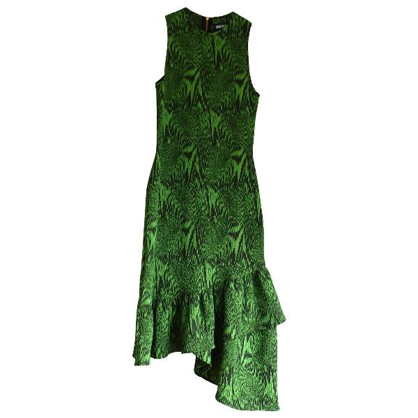 House Of Holland Green Dress