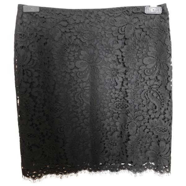 Ralph Lauren Black Cotton Skirt