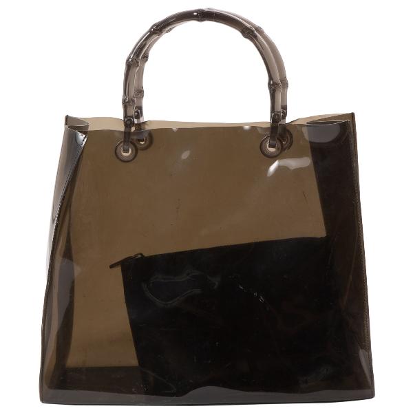 Gucci Anthracite Handbag