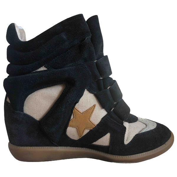 Isabel Marant Suede Trainers