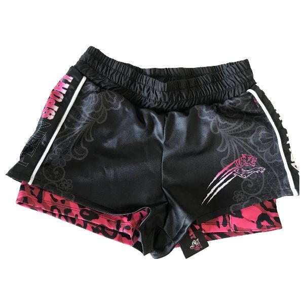 Philipp Plein Multicolour Lycra Shorts