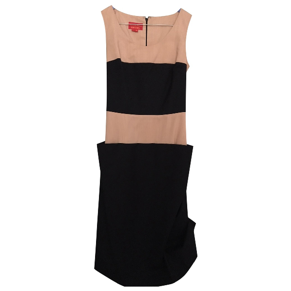 Vivienne Westwood Beige Wool Dress