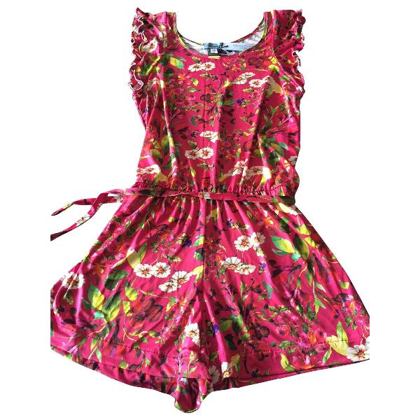 Blumarine Pink Jumpsuit