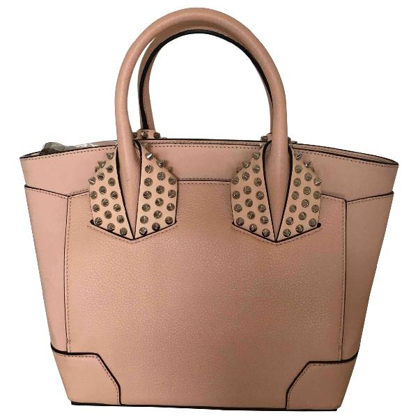 Christian Louboutin ÉloÏse Beige Leather Handbag