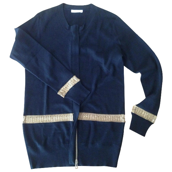 ChloÉ Black Silk Knitwear