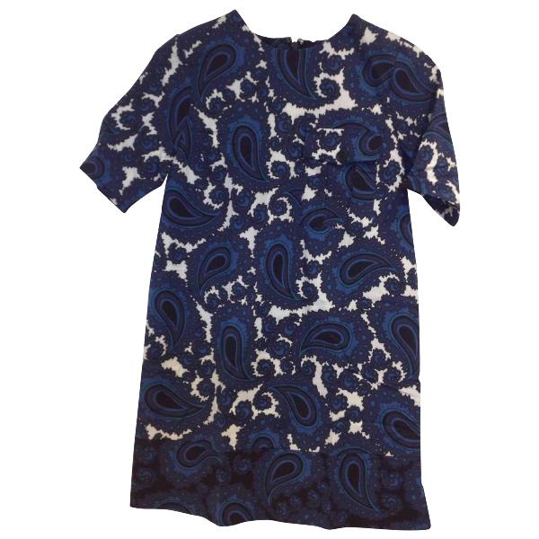 Topshop Tophop  Blue Dress