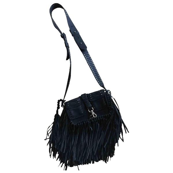 Barbara Bui Black Leather Handbag
