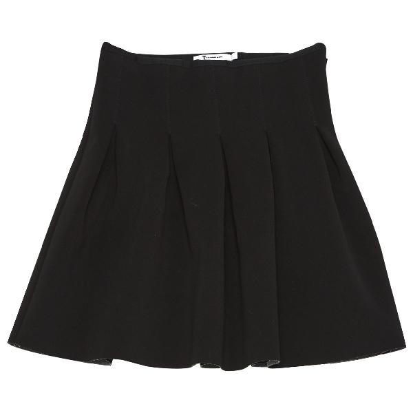 Alexander Wang T Black Skirt