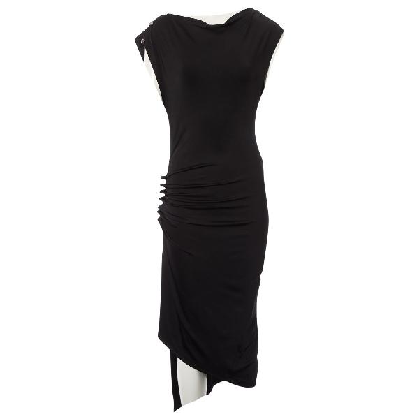 Paco Rabanne Black Dress