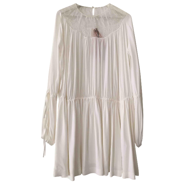 N°21 White Dress