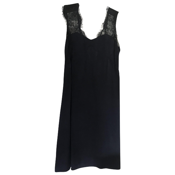 Comptoir Des Cotonniers Blue Dress