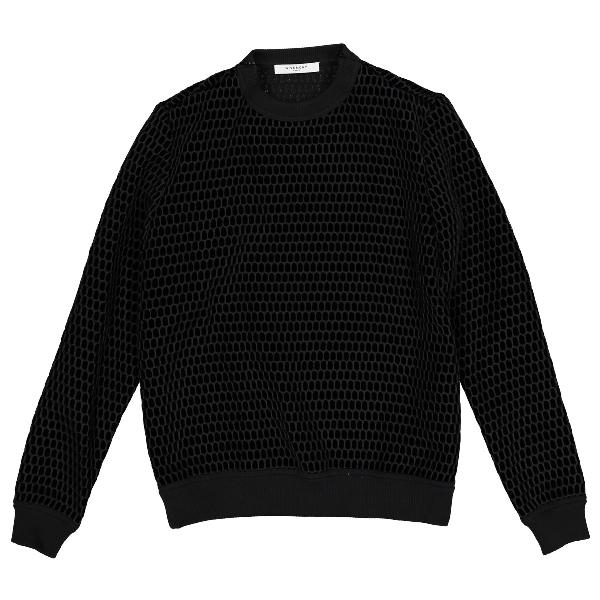 Givenchy Black Knitwear