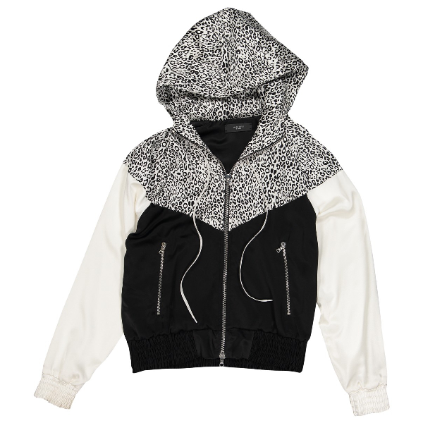 Amiri Black Silk Jacket