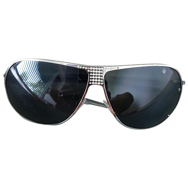 Dior Black Metal Sunglasses